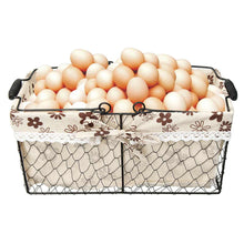 Load image into Gallery viewer, French Inspired Egg Basket