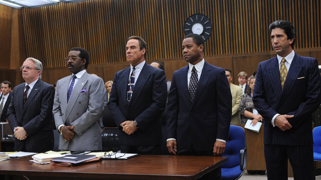 American Crime Story Season 1 - Binge Watch List