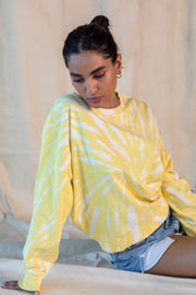 Belle Sweatshirt Yellow