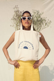 Summer Somewhere Tote