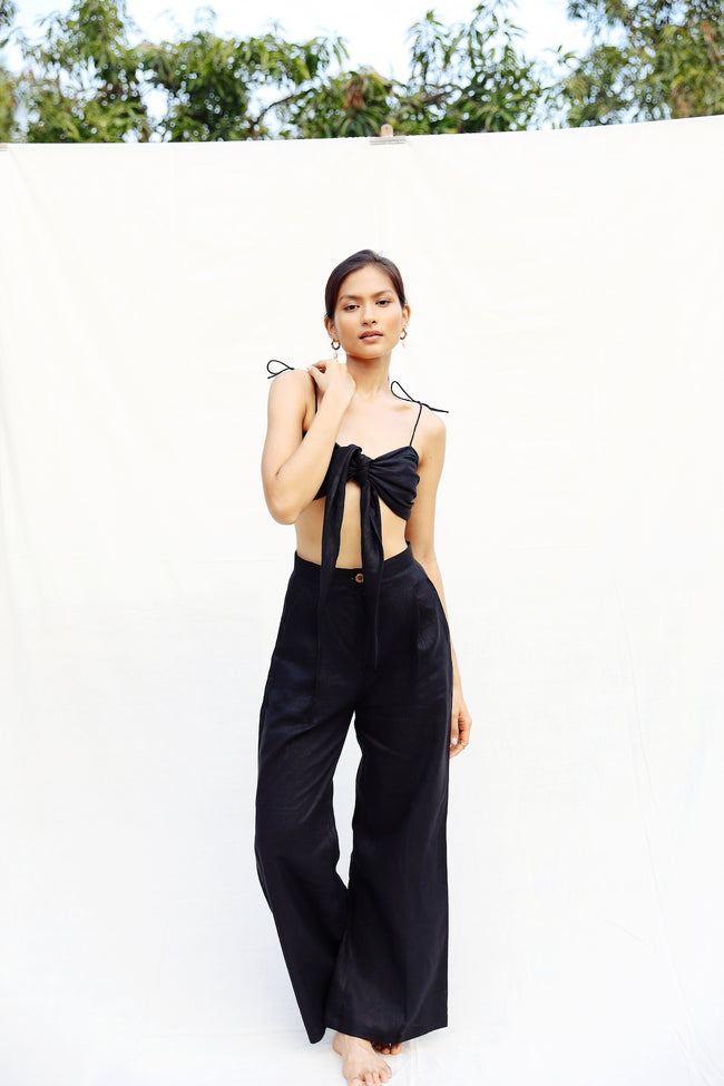 Claire Wide Leg Pants