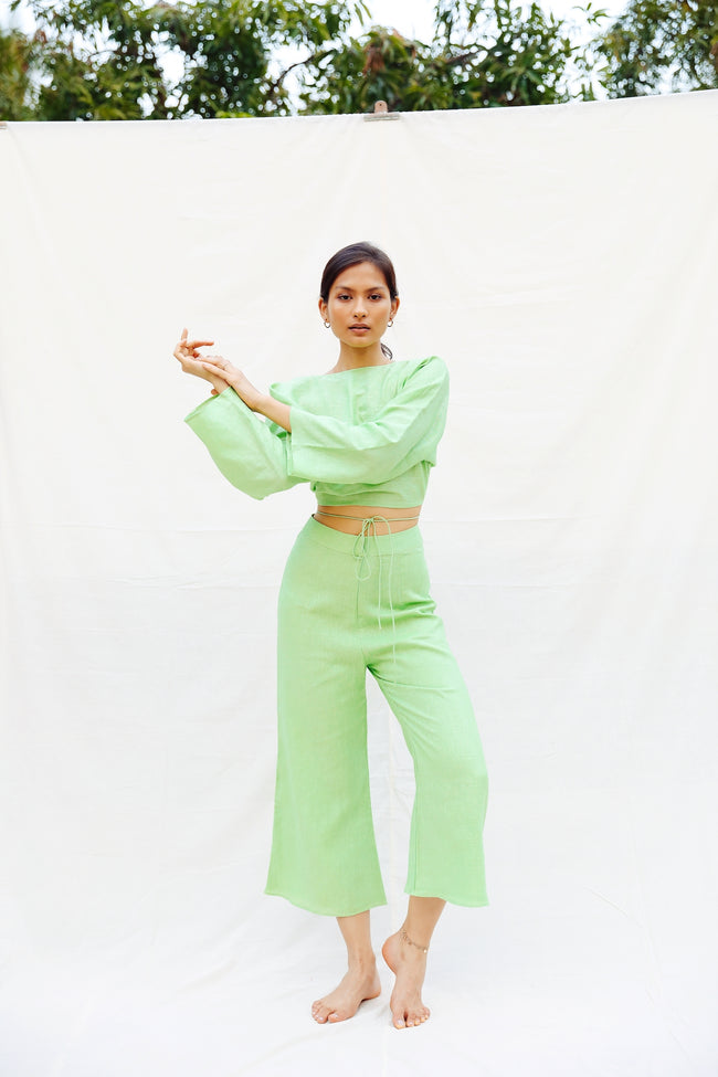 Billie Cropped Pant