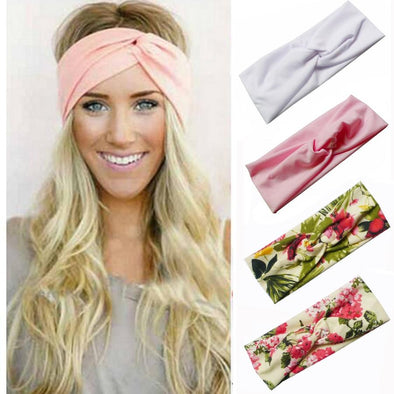 Bohemian Twist Headbands - Wander Wild Boutique