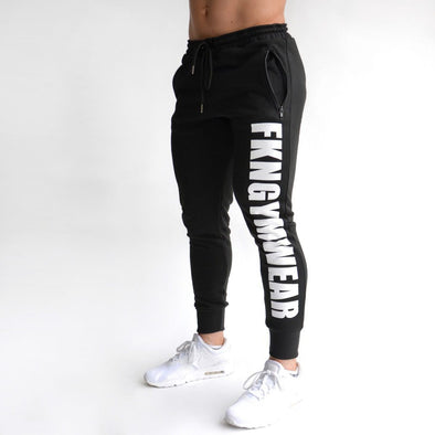 Men's Gym Track Pant - Quadfit - Wander Wild Boutique