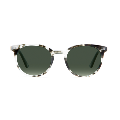 Oxford - Gray Tortoise Sunglasses - Wander Wild Boutique