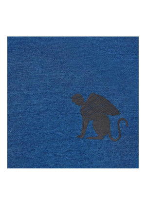 TeenzShop  Boys Indigo Sphinx Small Logo T-shirt
