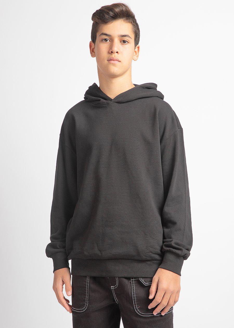 Snoop Dogg Black Hoodie-TeenzShop