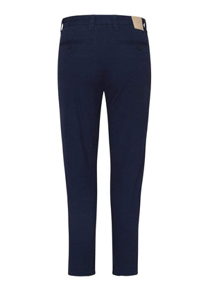 TeenzShop  Boys Navy Basic Skinny Chinos
