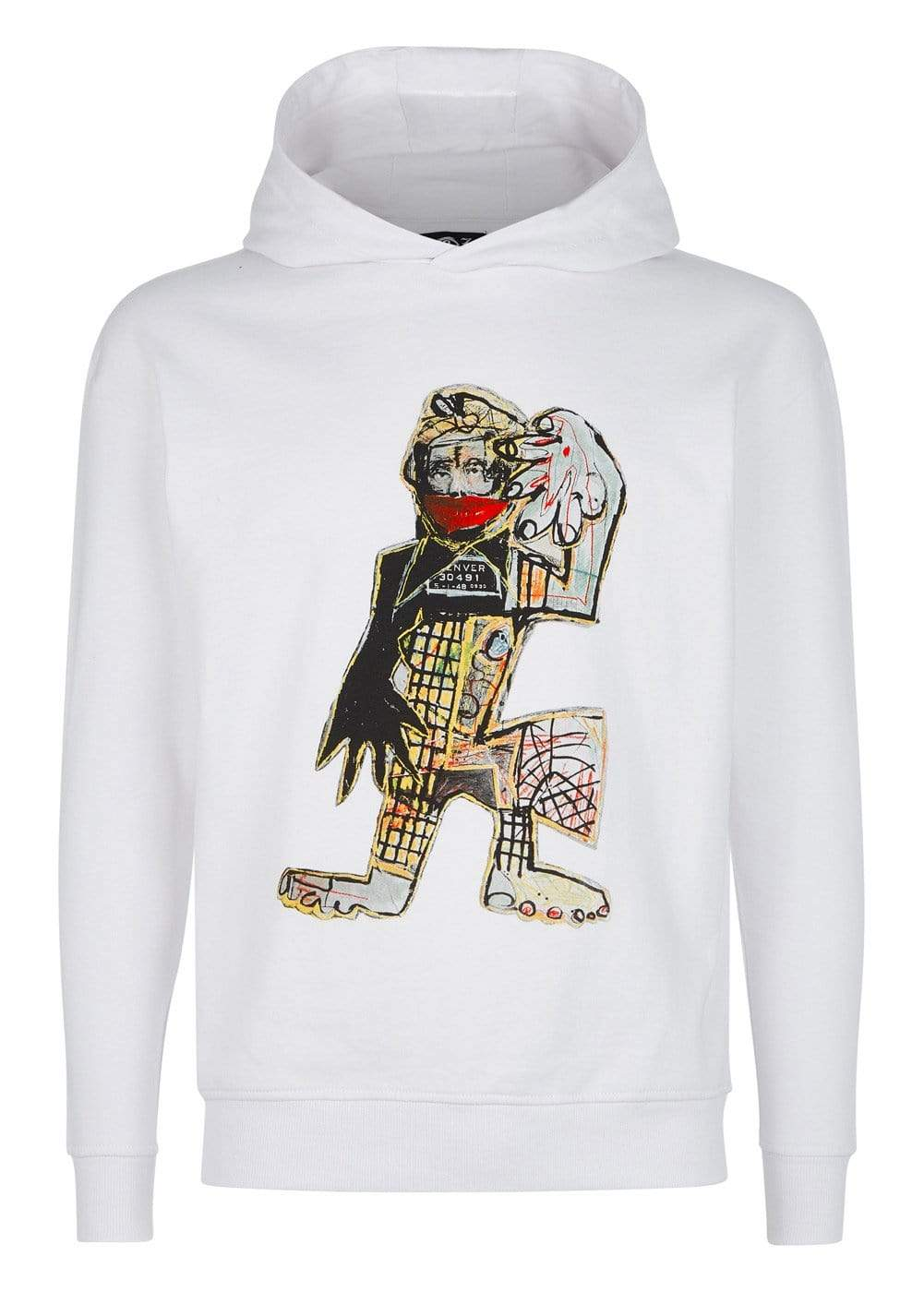 TeenzShop  Girls David King Artist  Hoodie