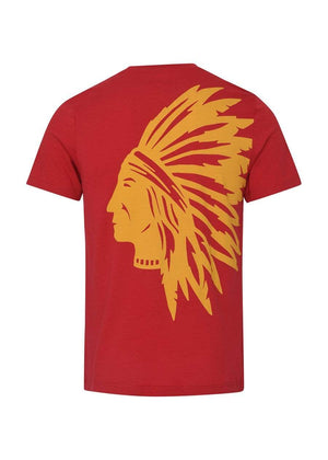 Boys Red Chieftain T-Shirt-TeenzShop