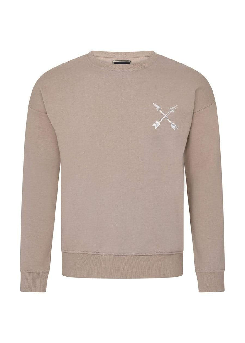 taupe-chieftain-crew-neck-sweatshirt-girls