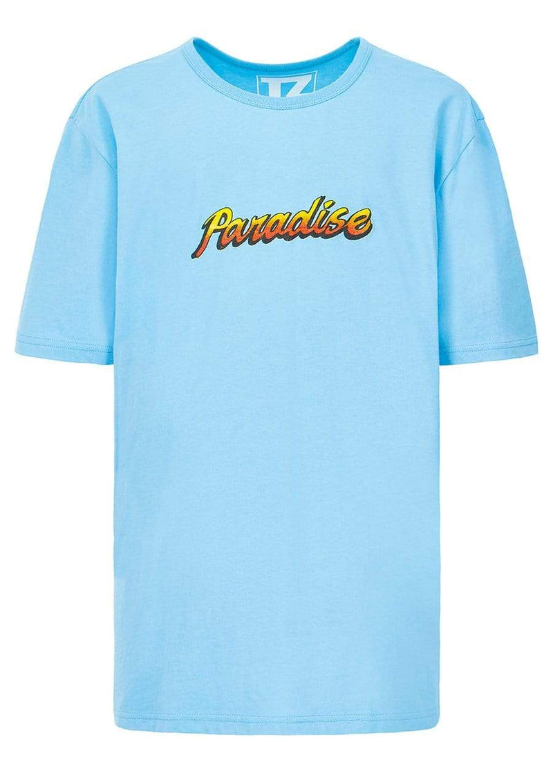 Boys Light Blue Paradise T-shirt