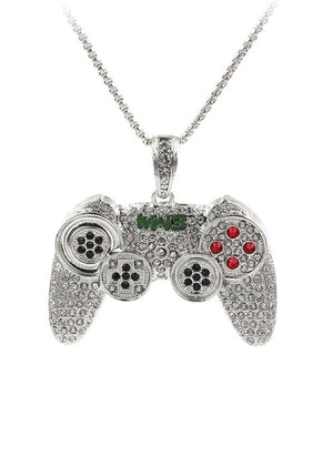 Game Console Chain Necklace-TeenzShop
