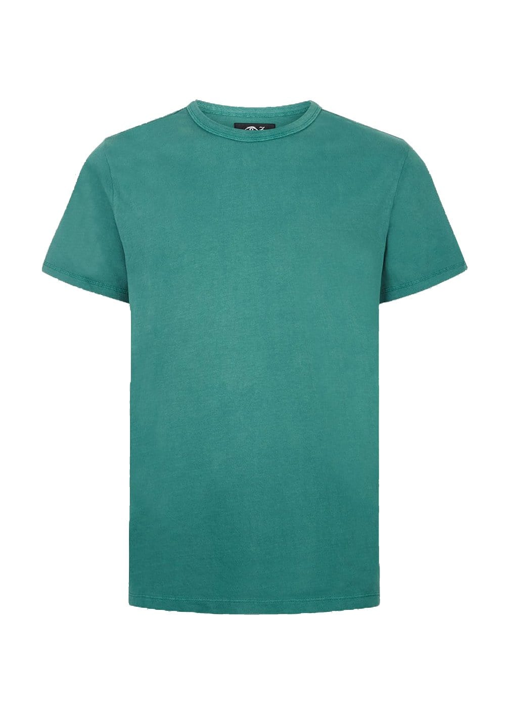TeenzShop  Boys Green Graphic Logo T-shirt