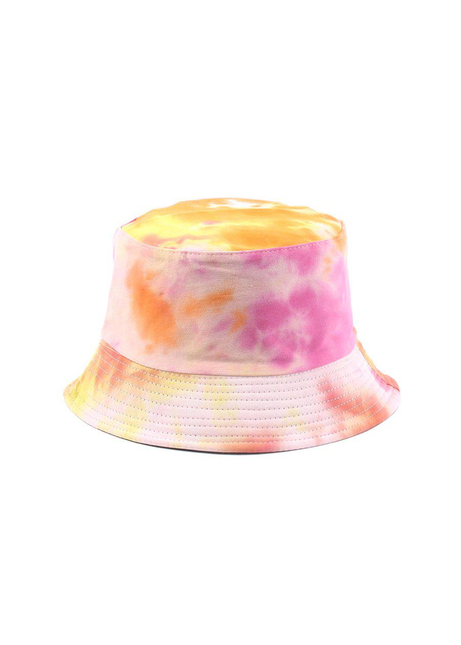 Pink Tie Dye Bucket Hat-TeenzShop