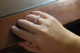 Sterling Silver Five Stone Ring - SDG by Grace