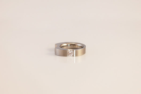 B.Tiff Damian Solitaire Ring - SDG by Grace