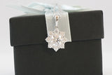 Sterling Silver Starburst Necklace - SDG by Grace