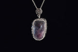 Genuine Sapphire Pendant Necklace - SDG by Grace