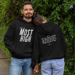 CHILD OF THE MOST HIGH Hoodie (Dark Colors) | Unisex