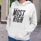 CHILD OF THE MOST HIGH Hoodie (Light Colors) | Unisex