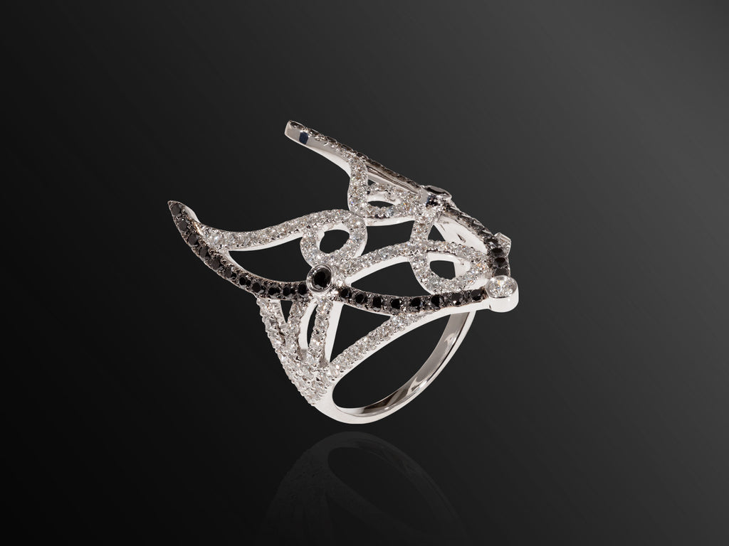 Lasya Mini Diamond Ring
