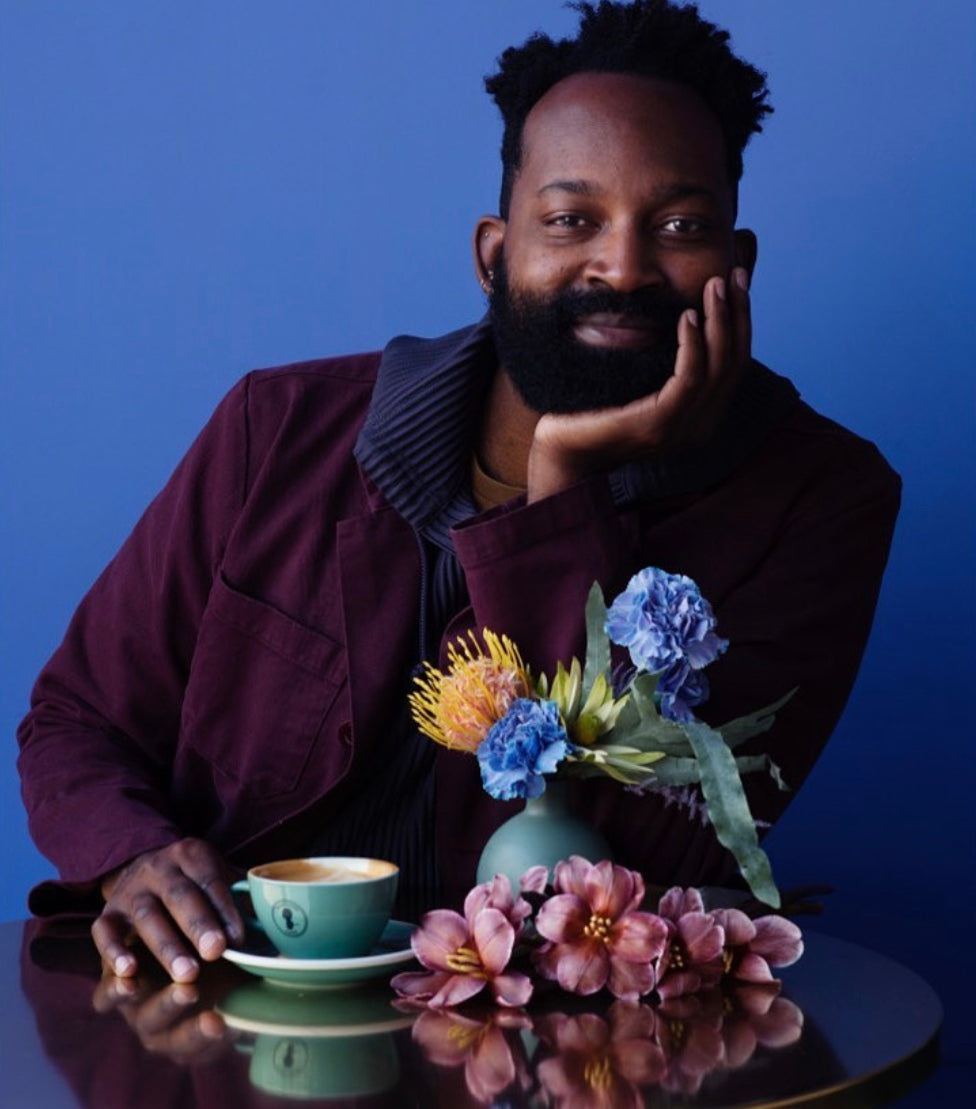 Essence: FLORIST AND ARTIST MAURICE HARRIS BELIEVES IN THE BUSINESS OF BEAUTY