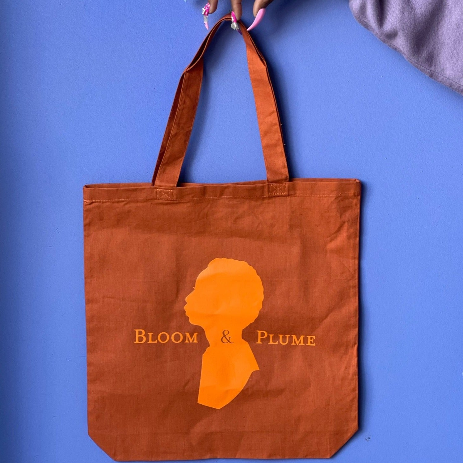 Bloom & Plume Graphic Tote