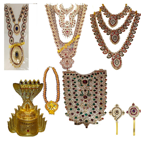 Deity Jewellery and Accessories