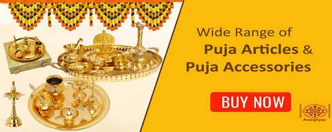 Brass Puja items, Puja articles, Brass Puja articles