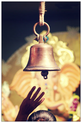 Temple Bell., buy bells online at anarghyaa.com