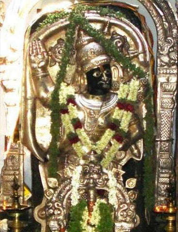 Dharapuram Hanuman Temple | Temple Prasadam| Book online to perform Puja in Temples | Anarghyaa.com