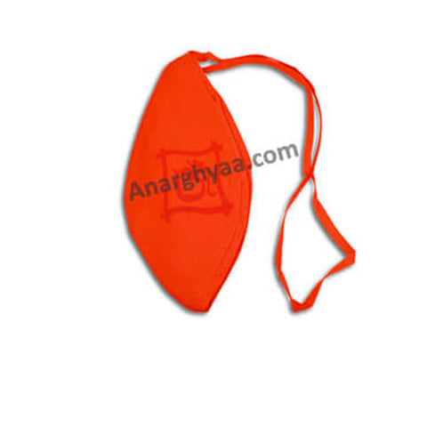 Gomukhi Japamala Bag, Anarghyaa.com, Puja accessories online