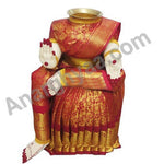 Decorated Lakshmi Stand, Anarghyaa.com, varalaskhmi vratha puja items