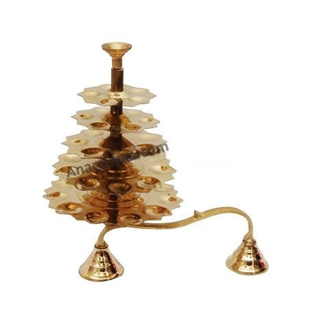 5steps arthi stand, buy online all puja items at Anarghyaa.com