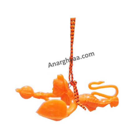 Hanuman Car Hanging,  puja accessories, puja items, anarghyaa.com, puja product