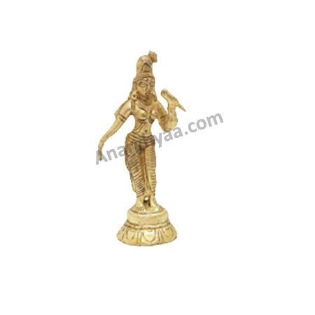 Andal Brass Statue