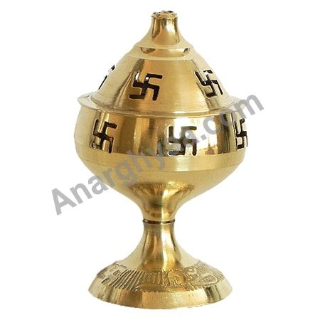Brass nanda deep, brass puja lamp, brass puja items, anarghyaa.com, puja items and puja accessories