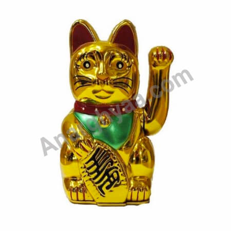 Feng Shui lucky cat , Anarghyaa.com, Fengshui items online