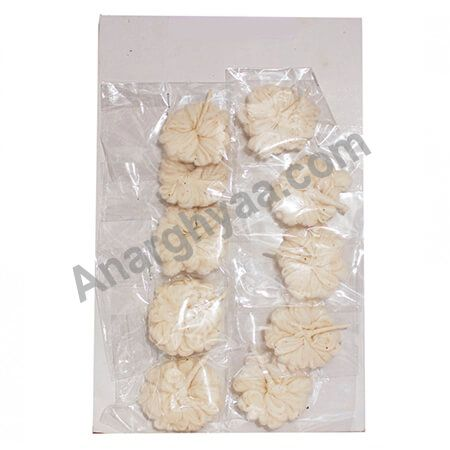 Sankatahara Ganesha wicks, Ganesha there, cotton wicks for Ganesha, special Ganesha cotton wicks, puja accessories, puja items, anarghyaa.com, puja product
