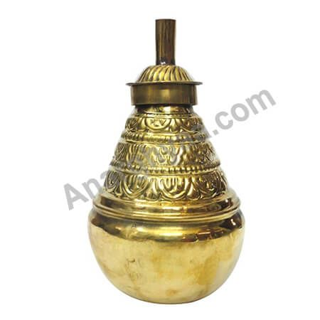 Kumba Arthi, Anarghyaa.com, Puja items, Online Religious Stores,  Brass Puja Accessories, Shodasha upachara puja accessories