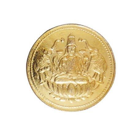 Lakshmi Coin, Anarghyaa.com, Puja accessories, puja items online