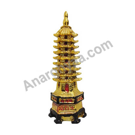 Feng Shui pagoda tower, Anarghyaa.com, Fengshui items online