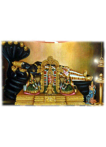 Book online to perform puja in Srirangam Ranganathaswamy Temple, Anarghyaa.com