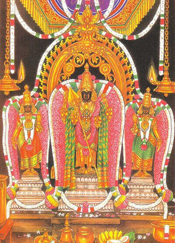 Book online at Anarghyaa.com to perform Puja in Thiruparankundram Muruga Temple