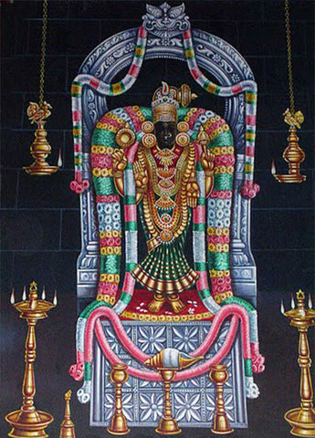 Book online at Anarghyaa.com to perform Puja in Thirukadaiyur Abhirami Temple