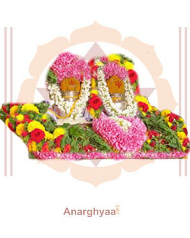 Book online for Kannada Purohit / Kannada Vedic Priest to perform Anantha Vratha Puja at Anarghyaa.com