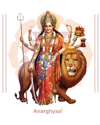 Book online for Tamil Vadhyar / Tamil Vedic Priest to perform Durga Sapthashati Parayana  at anarghyaa.com