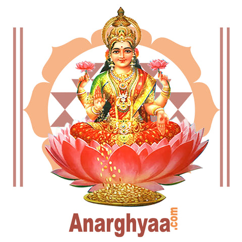 Lakshmi  Puja, Anarghyaa.com, book online to perform puja for wealth