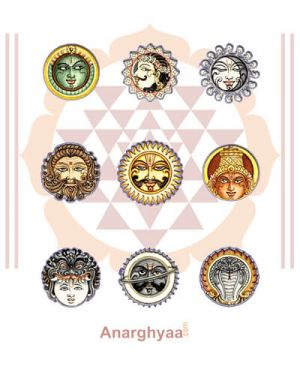 Book for tamil vadhyar / Vedic Priest to perform Navagraha Homa  at Anarghyaa.com